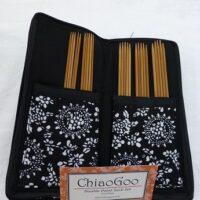 Chiaogoo Bamboo Needles