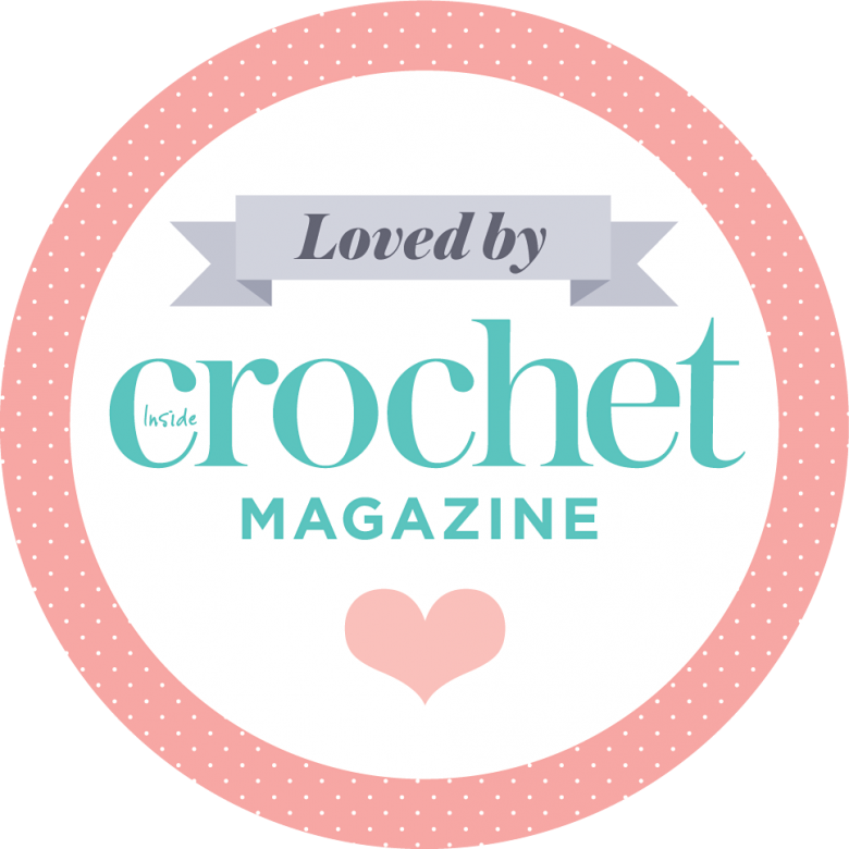 Loved by inside crochet magazine