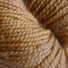 Kettle Yarn Twist Ginger