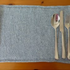 Tunisian Crochet, my latest project