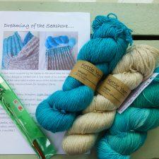 Gorgeous Kit Dreaming of the seashore