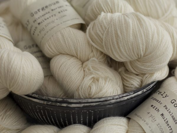 January at Gorgeous Yarns