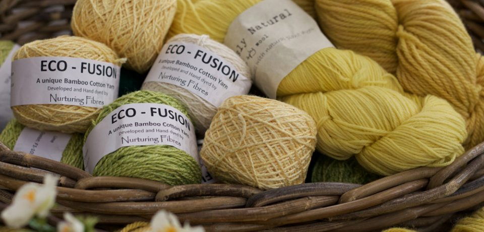 March at Gorgeous Yarns