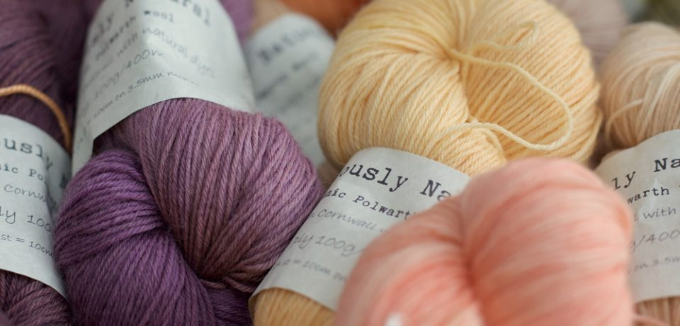 Gorgeous Yarns in May