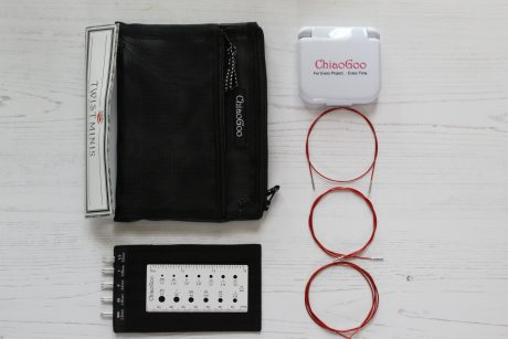 ChiaoGoo Mini tips and cables set