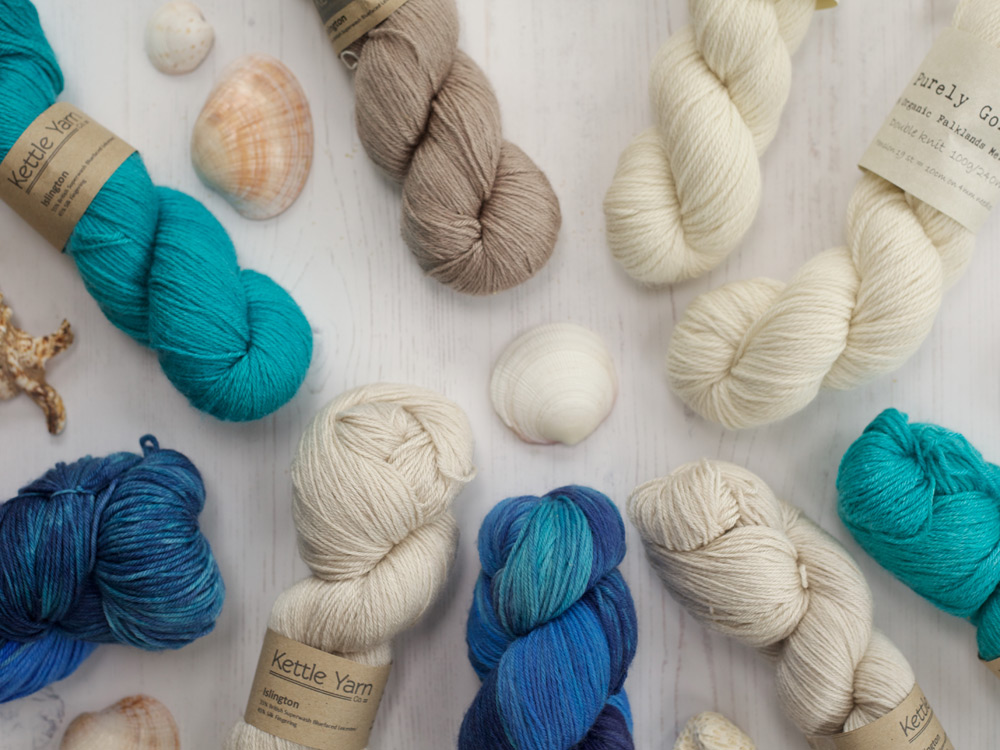 All those Gorgeous Yarns