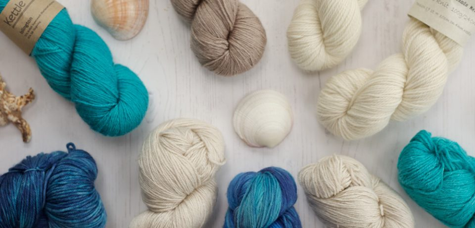 Gorgeous Yarns in August