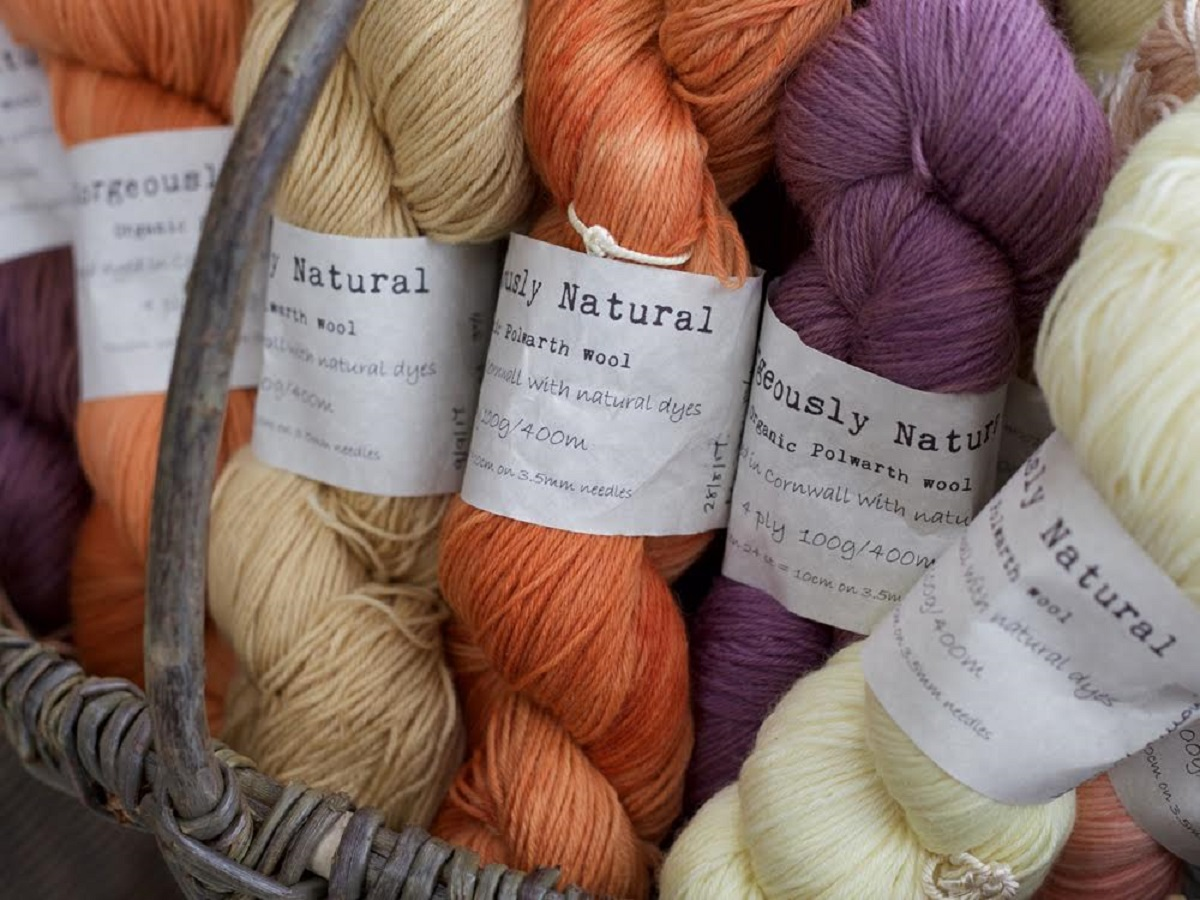 Naturally Gorgeous Yarns