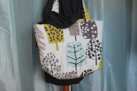 Modern Fabric bag