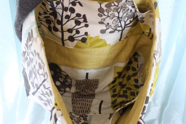 Modern Fabric bag1