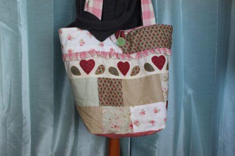 Patchwork Project bag