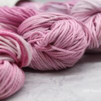 Hand dyed Organic cotton