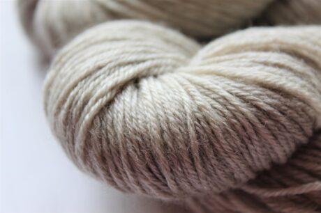 BFL silk blend 4ply