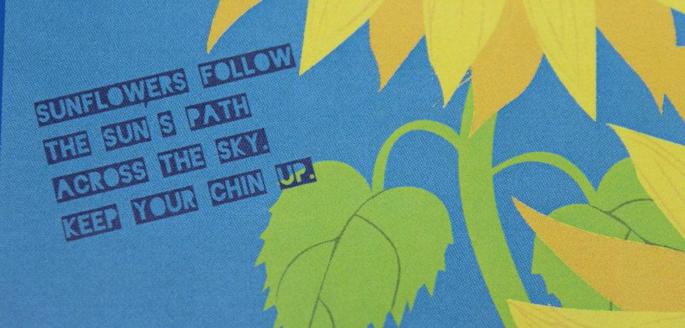 Keep Creative and Keep your chin up!