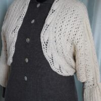 Bordeaux Shrug
